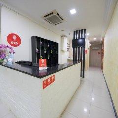 Отель OYO Rooms Jalan Petaling Малайзия, Куала-Лумпур - отзывы, цены и фото номеров - забронировать отель OYO Rooms Jalan Petaling онлайн интерьер отеля фото 2