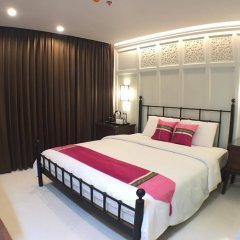 Отель Dang Derm in The Park Khaosan комната для гостей фото 3