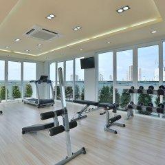 Отель United Residence Таиланд, Бангкок - отзывы, цены и фото номеров - забронировать отель United Residence онлайн фитнесс-зал фото 2