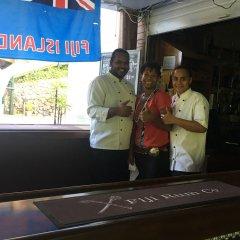 Отель Suva Motor Inn Фиджи, Вити-Леву - отзывы, цены и фото номеров - забронировать отель Suva Motor Inn онлайн питание фото 2