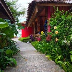 Отель Cha-Ba Bungalow & Art Gallery Таиланд, Ланта - отзывы, цены и фото номеров - забронировать отель Cha-Ba Bungalow & Art Gallery онлайн фото 4