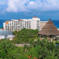 Отель Fiesta Americana Condesa Cancun - Все включено Мексика, Канкун - отзывы, цены и фото номеров - забронировать отель Fiesta Americana Condesa Cancun - Все включено онлайн вид на фасад