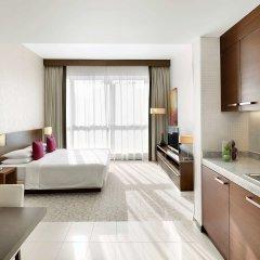 Отель Hyatt Place Dubai/Al Rigga Дубай в номере