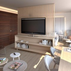Отель Occidental Atenea Mar - Adults Only комната для гостей