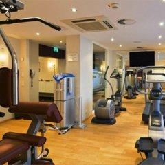 Отель Crowne Plaza Hannover фитнесс-зал фото 3