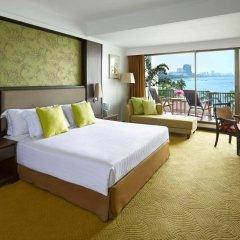 Отель Dusit Thani Pattaya Паттайя комната для гостей фото 4