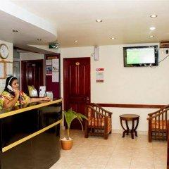 Отель Fuana Inn Мальдивы, Северный атолл Мале - отзывы, цены и фото номеров - забронировать отель Fuana Inn онлайн интерьер отеля