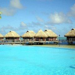 Отель Manava Beach Resort and Spa Moorea Французская Полинезия, Папеэте - отзывы, цены и фото номеров - забронировать отель Manava Beach Resort and Spa Moorea онлайн с домашними животными