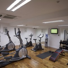 Louis Fitzgerald Hotel фитнесс-зал фото 4