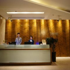 Отель Shenzhen Futian Dynasty Hotel Китай, Шэньчжэнь - отзывы, цены и фото номеров - забронировать отель Shenzhen Futian Dynasty Hotel онлайн интерьер отеля фото 3