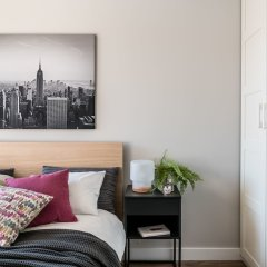 Апартаменты Old Town - OldNova by Welcome Apartment Гданьск комната для гостей фото 3
