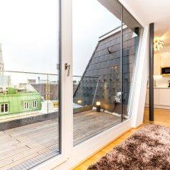 Отель Abieshomes Serviced Apartments - Votivpark Австрия, Вена - отзывы, цены и фото номеров - забронировать отель Abieshomes Serviced Apartments - Votivpark онлайн балкон