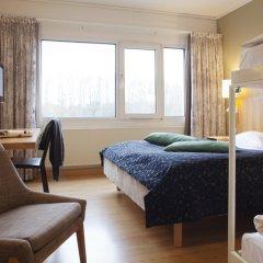 Отель Scandic Aarhus Vest Дания, Орхус - отзывы, цены и фото номеров - забронировать отель Scandic Aarhus Vest онлайн комната для гостей фото 5