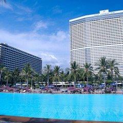 Отель Ambassador City Jomtien Pattaya (Marina Tower Wing) бассейн фото 2