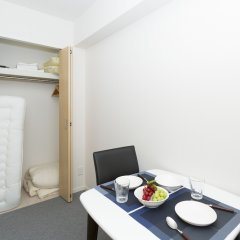 Residence Hotel Hakata 18 Фукуока в номере фото 2