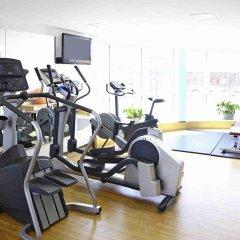 Отель Novotel Manchester Centre фитнесс-зал фото 2