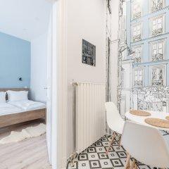 Апартаменты Oasis Apartments - Market Hall I Будапешт комната для гостей фото 2