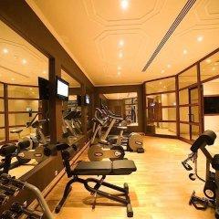 Отель Elite World Prestige фитнесс-зал фото 3