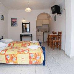 Отель Aretousa Villas Греция, Остров Санторини - отзывы, цены и фото номеров - забронировать отель Aretousa Villas онлайн комната для гостей фото 4