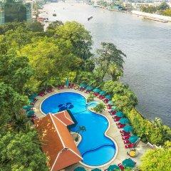 Royal Orchid Sheraton Hotel & Towers бассейн фото 2