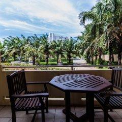 Отель View Talay Residence 1 by PSR Паттайя балкон