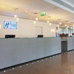 Отель Holiday Inn Express Lisbon Airport Португалия, Лиссабон - 3 отзыва об отеле, цены и фото номеров - забронировать отель Holiday Inn Express Lisbon Airport онлайн интерьер отеля фото 2