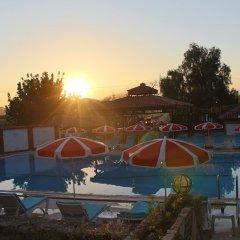 Отель Salhan Apart Inn бассейн фото 3