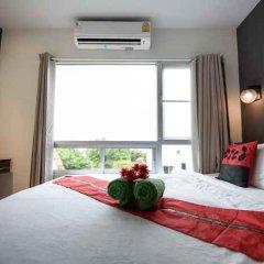 48Metro Hotel Bangkok Бангкок сейф в номере