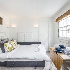 Апартаменты Beautiful apartment in the heart of Covent Garden Лондон комната для гостей