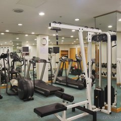Отель Holiday Inn Seoul Seongbuk фитнесс-зал