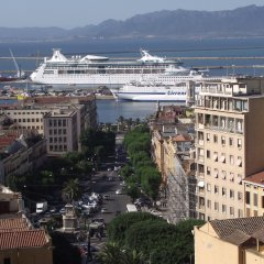 Отель Affittacamere Castello балкон