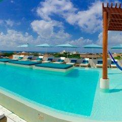 Отель The Palm At Playa Плая-дель-Кармен бассейн
