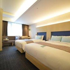 Отель A First Myeong Dong Сеул комната для гостей фото 4
