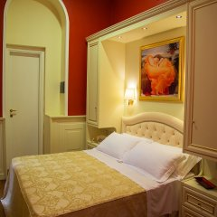 Отель Dimora Frattina Италия, Рим - отзывы, цены и фото номеров - забронировать отель Dimora Frattina онлайн комната для гостей фото 3