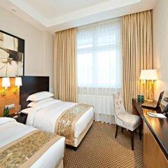 Гринвуд Отель 4* Номер Комфорт с различными типами кроватей фото 12
