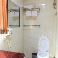 Отель Yiting Express Hotel Китай, Сиань - отзывы, цены и фото номеров - забронировать отель Yiting Express Hotel онлайн ванная