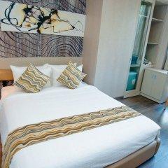 Papaya Saigon Central Hotel комната для гостей фото 4