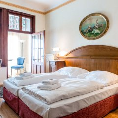 Отель Jahrhunderthotel Leipzig Германия, Ройдниц-Торнберг - отзывы, цены и фото номеров - забронировать отель Jahrhunderthotel Leipzig онлайн комната для гостей фото 2