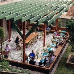 Stamba Hotel бассейн