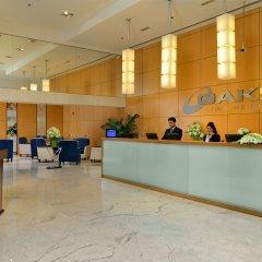 Oaks Liwa Heights Hotel Apartments интерьер отеля