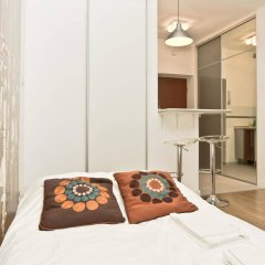 Апартаменты Goodnight Warsaw Apartments Wilcza 26a комната для гостей фото 4