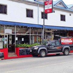Отель Tams Guesthouse Самуи городской автобус