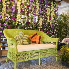 Отель Sillemon Garden Бангкок гостиничный бар
