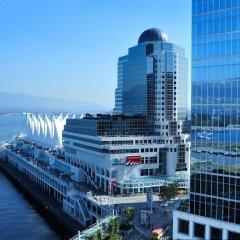 Отель Fairmont Pacific Rim Канада, Ванкувер - отзывы, цены и фото номеров - забронировать отель Fairmont Pacific Rim онлайн пляж