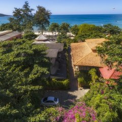 Отель Tropica Bungalow Resort пляж фото 2