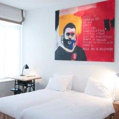 Отель Urbanrooms Bed & Breakfast Брюссель комната для гостей фото 3