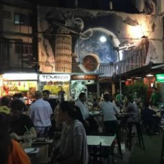 S7 Hostel Бангкок гостиничный бар