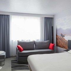 Отель Novotel Edinburgh Centre Великобритания, Эдинбург - отзывы, цены и фото номеров - забронировать отель Novotel Edinburgh Centre онлайн комната для гостей
