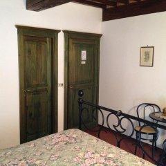 Отель A La Casa Dei Potenti Италия, Сан-Джиминьяно - отзывы, цены и фото номеров - забронировать отель A La Casa Dei Potenti онлайн балкон