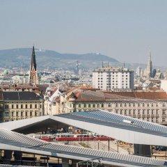 Star Inn Hotel Premium Wien Hauptbahnhof балкон
